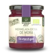 MERMELADA EXTRA DE MORA BIO - Nutrione Eco - ¡Deliciosa!