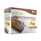 Barras Proteicas e Energéticas de Cacau - BeVegan - Irresistíveis!