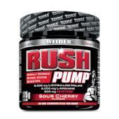 RUSH PUMP - Weider - ¡El mejor pre-entreno sin estimulantes!