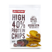 CHIPS PROTEICOS - NUTREND - ¡Con proteína vegetal!