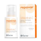 Revitalizante Crema Contorno de Ojos - ¡Con vitamina C!