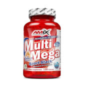 MULTI MEGA STACK 120 Tabs - AMIX NUTRITION