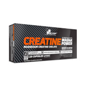 CREATINE MAGNA POWER 120 Caps - OLIMP SPORT NUTRITION