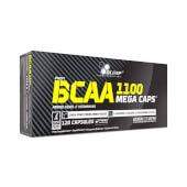 BCAA 1100 Mega Caps - 120 Caps - OLIMP SPORT NUTRITION