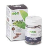 Té Verde Neo favorece la quema de grasas por su acción lipolítica.