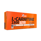 L-CARNITINE 1500 Extreme Mega Caps - OLIMP SPORT NUTRITION