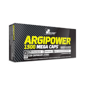 ARGI POWER - 120 Caps - OLIMP SPORT NUTRITION