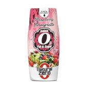 Vinagreta de Frambuesa - Natural Zero - ¡0% grasas y azúcares!