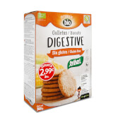 Galletas Digestive Sin Gluten (Promoción) - Santiveri - Galleta Bio