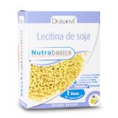 Lecitina de Soja 1200mg Nutrabasics - Drasanvi - Alta calidad