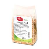 MUESLI CON MIEL - El Granero Integral - ¡Desayunos saludables!