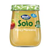Potito Pera y Manzana Ecológico - Hero Baby - Solo fruta