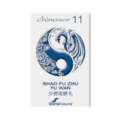 Chinasor 11 - Shao Fu Zhu Yu Wan - Soria Natural - Medicina china