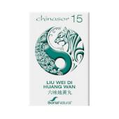 Chinasor 15 - Liu Wei Di Huang Wan - Soria Natural