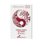Chinasor 33 - Geng Nian Qi Wan - Soria Natural - A base de plantas