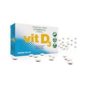 Vitamina D3 - Soria Natural - ¡Una tableta al día!