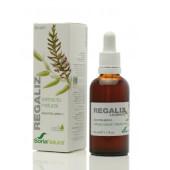 Extracto Natural de Regaliz - Soria Natural - Un alivio para la tos