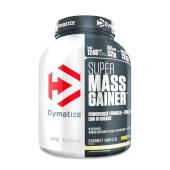SUPER MASS GAINER - DYMATIZE - ¡Con vitaminas y creatina!