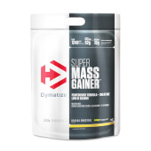 SUPER MASS GAINER - Dymatize - Con creatina y vitaminas
