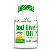 Aceite de Hígado de Bacalao - Amix Greenday - ¡Con vitaminas!