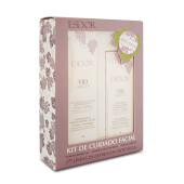 Kit Fluido Hidratante Antioxidante + Contorno de Ojos - Esdor