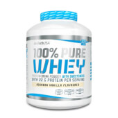 100% PURE WHEY - BioTech USA - ¡Con extra de aminoácidos!