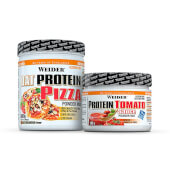 Oat Protein Pizza + Protein Tomato Sauce - Weider - ¡Ideal pizzas!