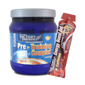 Pre Training Complex + Energy Boost Gel - Victory Endurance