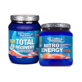 Total Recovery + Nitro Energy Drink - Victory Endurance