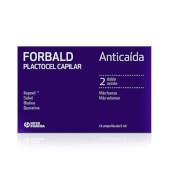 Forbald Plactocel Capilar - Interpharma - Ampollas anticaída