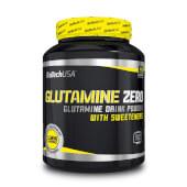 Glutamina Zero - Biotech USA - ¡Sin azúcares!