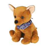 Peluche Térmico Chiwawa - Warmies - Suave y agradable