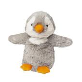 Peluche Térmico Pingüino Gris - Warmies - Suave y agradable