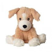 Peluche Térmico Perro Beige - Warmies - Suave y agradable