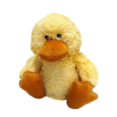Peluche Térmico Pato - Warmies - Suave y agradable