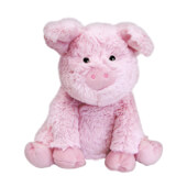 Peluche Térmico Cerdito - Warmies - Suave y agradable