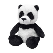 Peluche Térmico Panda - Warmies - Suave y agradable