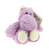 Peluche Térmico Hipopótamo Rosa - Warmies - Suave y agradable