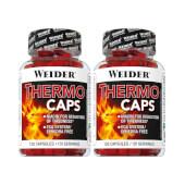 Thermo Caps 2x1 - Weider - ¡Te ayuda a controlar el apetito!