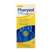Pharysol Tos Pediátrico - ¡Delicioso jarabe sabor naranja!