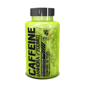 CAFEINA 100 Caps - 3XL NUTRITION