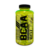 PURE BCAA R2.1.1 - 250 Caps - 3XL NUTRITION