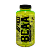 PURE BCAA R2.1.1 - 500 Caps - 3XL NUTRITION