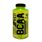 PURE BCAA R4.1.1 - 300 Caps - 3XL NUTRITION