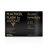 Aspolvit Plactocel Flash - Interpharma - Efecto lifting