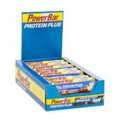 Protein Plus 33% Barritas Proteicas 10x90g - PowerBar