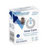 Wug Keep Calm Chicle Relajante 6 chicles - Wugum - Menta fresca