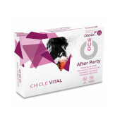 Wug After Party Chicle Vital 15 Chicles - Wugum - Sin azúcares