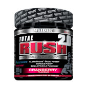 Total Rush 2.0 375g - Weider - Fórmula mejorada