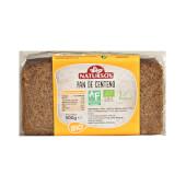 Pan de Centeno Bio 500g - Natursoy - 100% Harina de Centeno